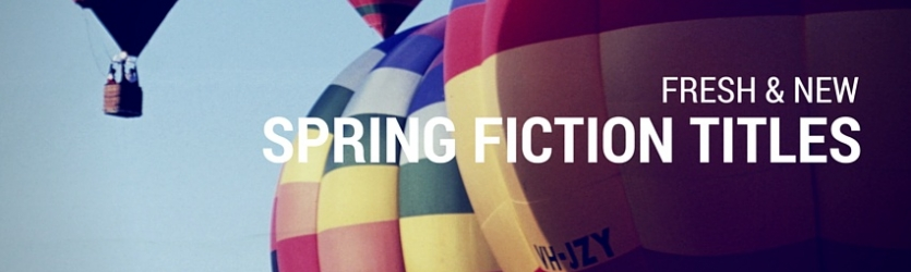 Must Read Books for Spring! Banner Photo