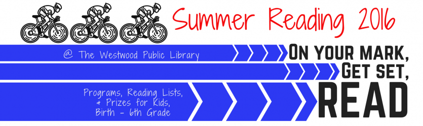 Summer Reading School Visits 2016 Banner Photo