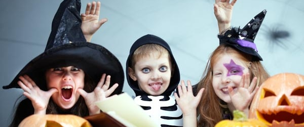 Ghoulishly Fun Tales for Young Readers Banner Photo