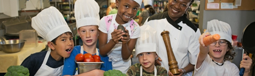 What's Cookin' in the Children's Department this Spring? Banner Photo