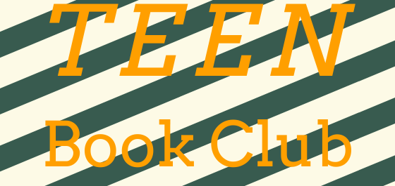 Teen Book Club Banner Photo