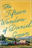 Pre-Pub Pick: The Fifteen Wonders of Daniel Green by Erica Boyce Banner Photo