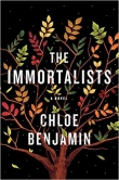 PrePub Pick: The Immortalists by Chloe Benjamin Banner Photo